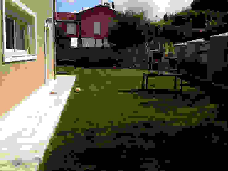 USKUMRUKÖY VİLLA PEYZAJ PROJE&UYGULAMA // USKUMRUKOY VILLA LANDSCAPE PROJECT&APPLICATION Modern Bahçe AYTÜL TEMİZ LANDSCAPE DESIGN Modern