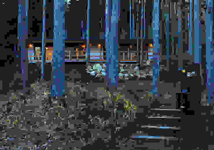 外観 ④ : 上原一朗建築造形研究所が手掛けた家です。
