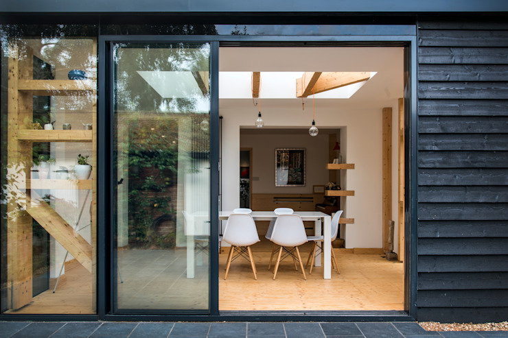 Houses by Thomas & Spiers Architects,