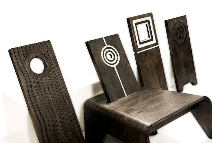 rustic  by Jomo Furniture, Rustic Wood Wood effect