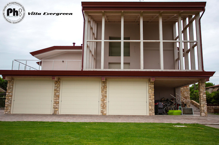 Casas modernas: Ideas, imágenes y decoración de Studio Ph09 (progress house) Moderno
