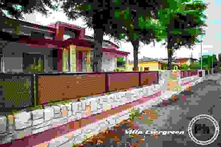 Villa Evergreen Studio Ph09 (progress house) Case moderne