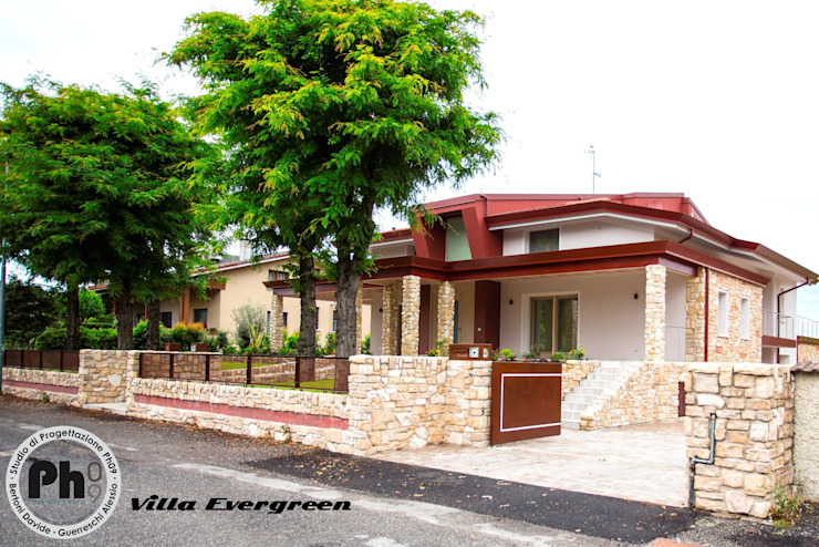บ้านและที่อยู่อาศัย by Studio Ph09 (progress house)