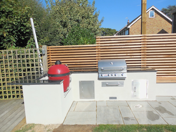 Outdoor Kitchen – BBQ Area Design Outdoors Limited