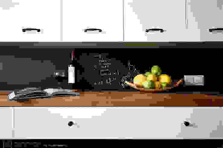 Dapur oleh Pracownia Projektowa Pe2, Skandinavia