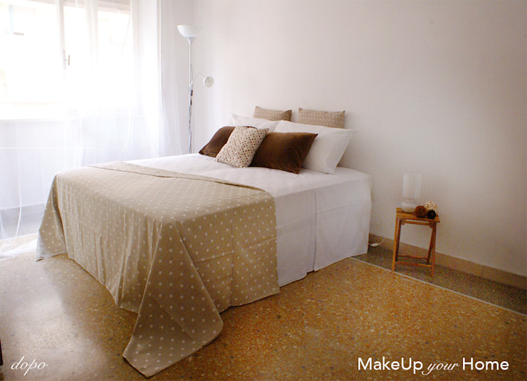 MakeUp your Home Classic style bedroom Brown