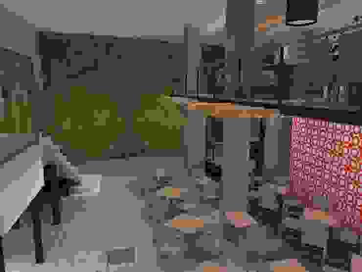 Arq. Jacobo Smeke Modern dining room