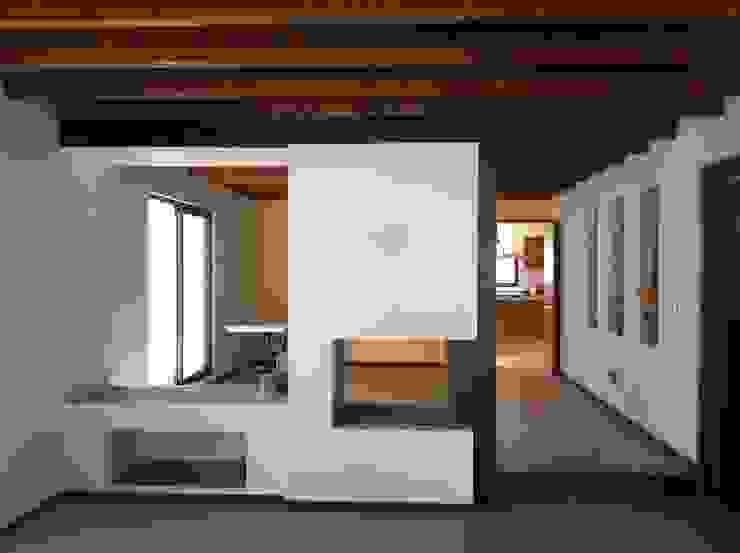 Casa AG Salones modernos de GRUPO ESGO Moderno