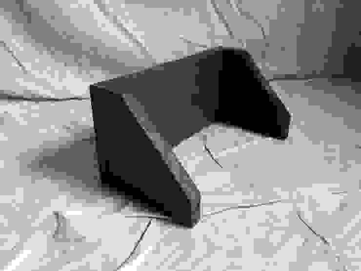 Retro Bookend S: calimaが手掛けた折衷的なです。,オリジナル 木 木目調