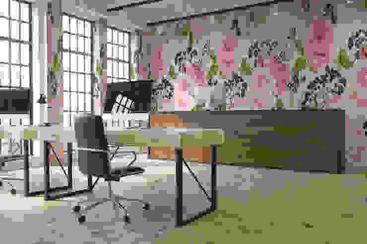 Magic Flower Klassische Arbeitszimmer von Pixers Klassisch