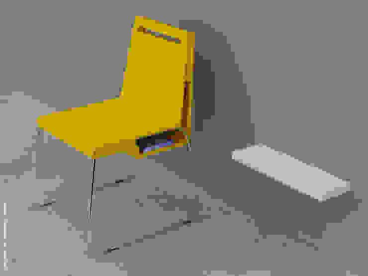Rikano chairs: modern  by Preetham  Interior Designer,Modern