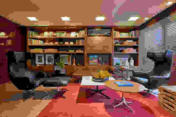 David Guerra Arquitetura e Interiores Edificios de oficinas de estilo moderno