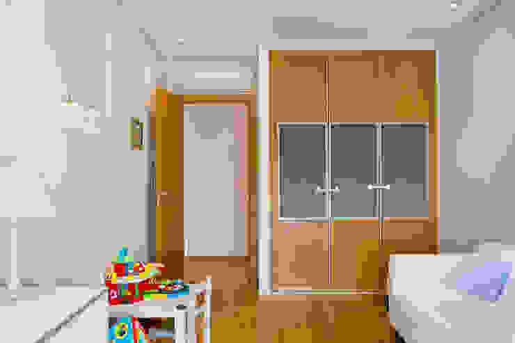 Sessão Fotográfica Imóvel para Venda Quartos de criança modernos por Pedro Brás - Fotógrafo de Interiores e Arquitectura | Hotelaria | Alojamento Local | Imobiliárias Moderno