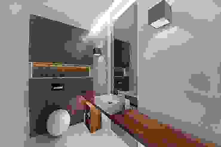 Hadley Wood – North London Banheiros modernos por New Images Architects Moderno
