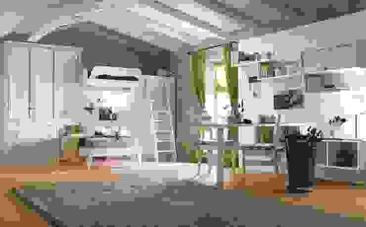 Country Children's Bedroom di Casa Più Arredamenti