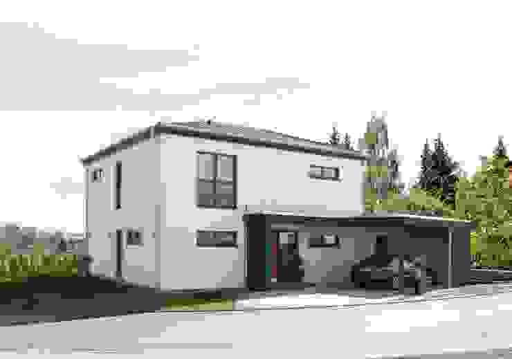Nowoczesne domy od STREIF Haus GmbH Nowoczesny