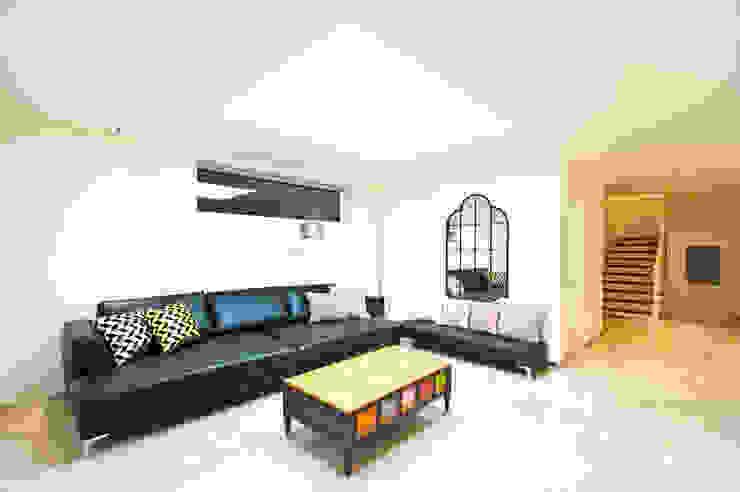 THE JK Modern living room White