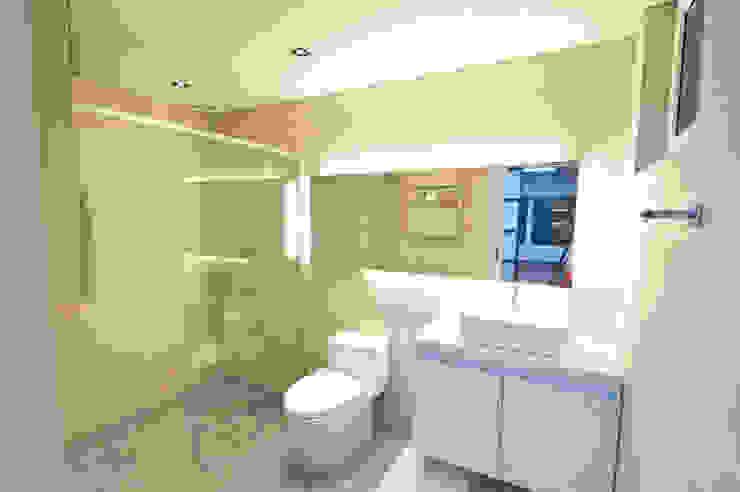 THE JK Modern bathroom