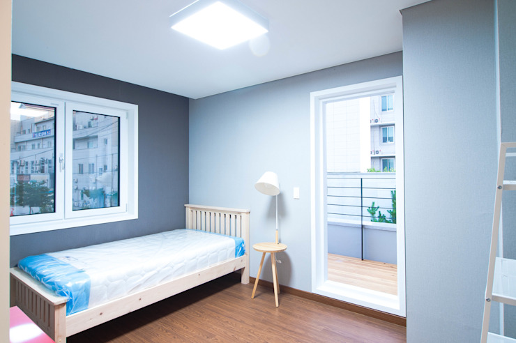 THE JK Modern nursery/kids room