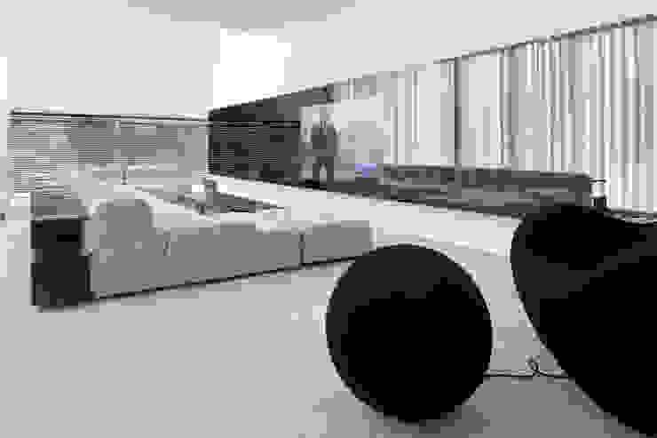 Sala Social Salas de estar modernas por GAVINHO Architecture & Interiors Moderno