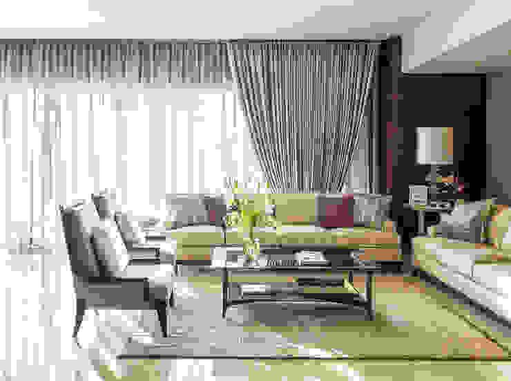 Fabien Charuau - Recent Projects Modern living room by Fabien Charuau Photography Modern
