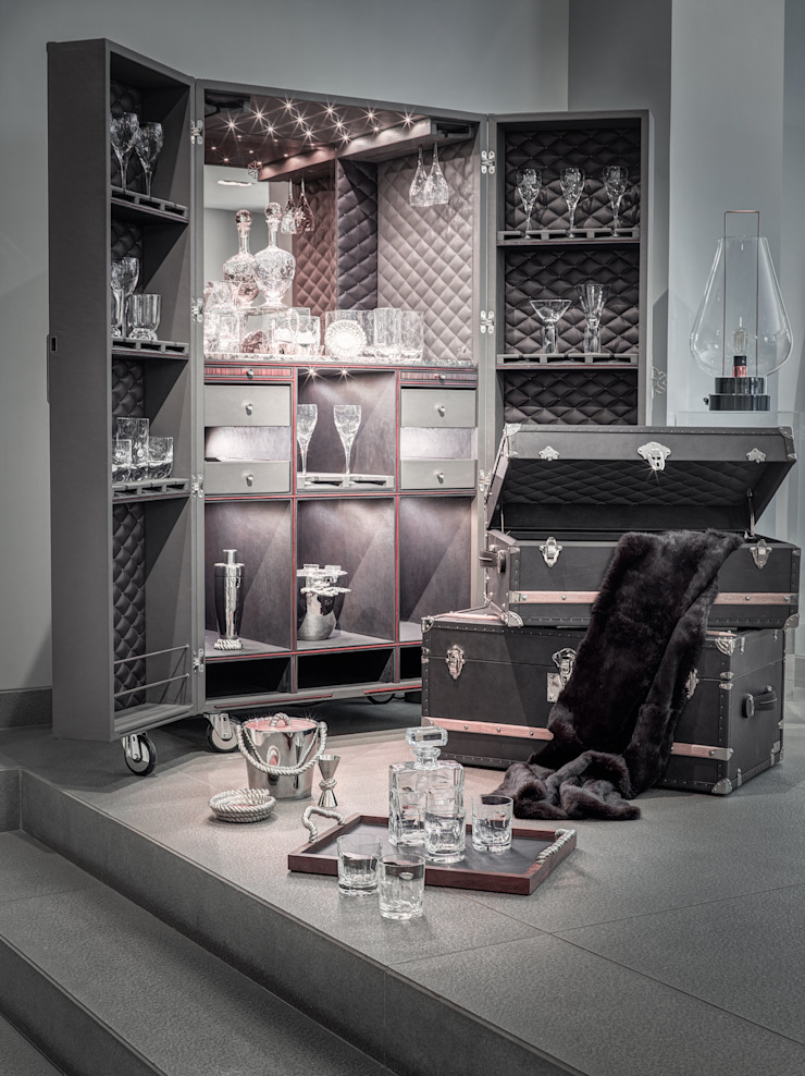 Fabien Charuau - Recent Projects Classic style dressing room by Fabien Charuau Photography Classic