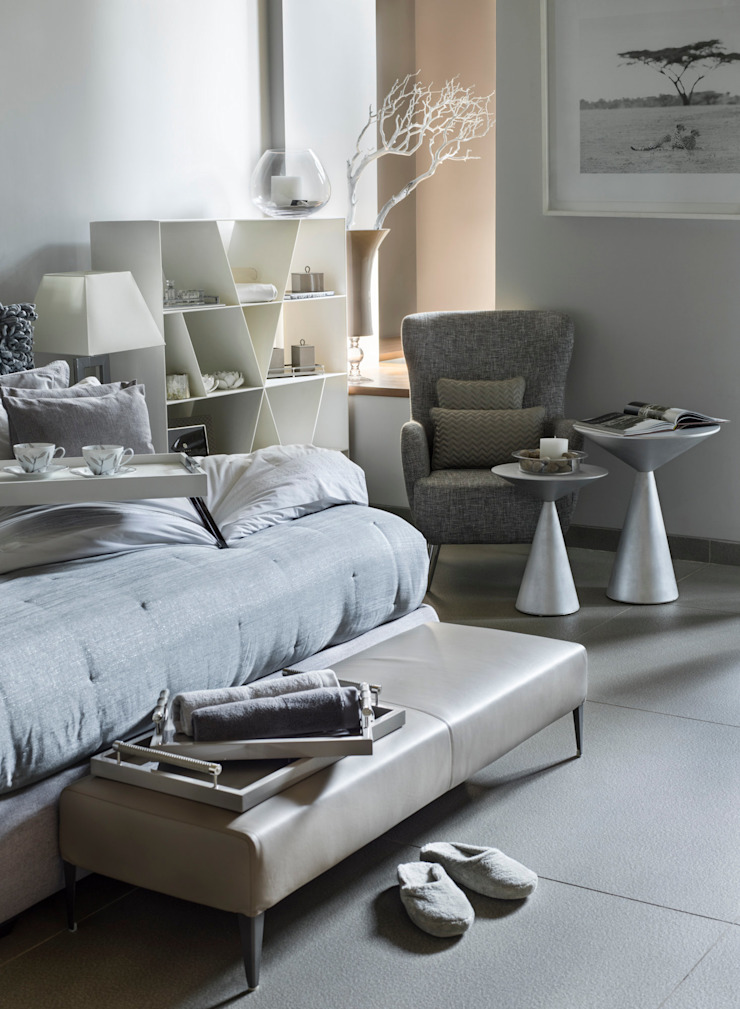 Fabien Charuau - Recent Projects Classic style bedroom by Fabien Charuau Photography Classic