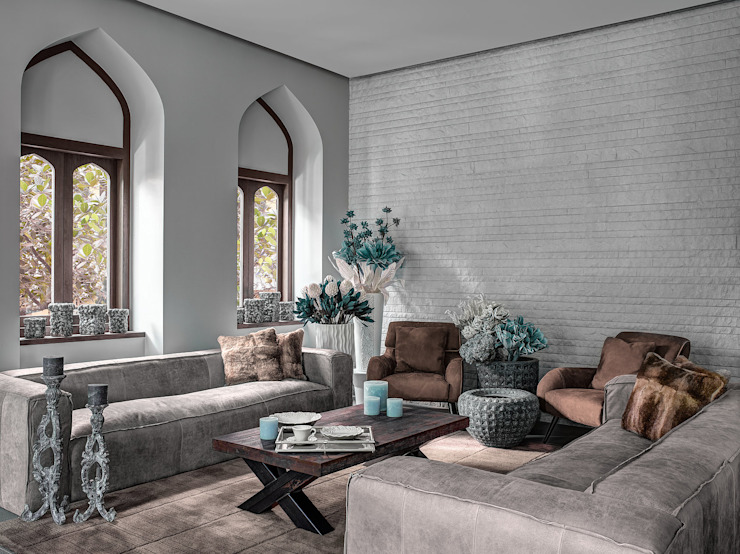 Fabien Charuau - Recent Projects Colonial style living room by Fabien Charuau Photography Colonial