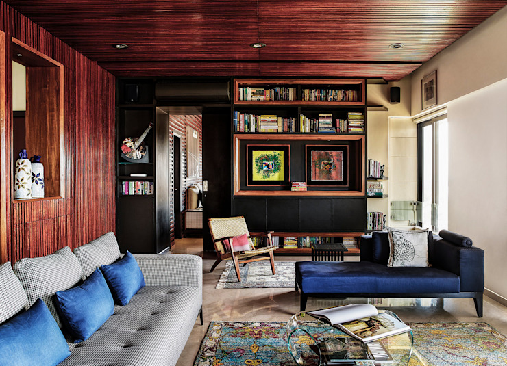 Fabien Charuau - Recent Projects:  Living room by Fabien Charuau Photography