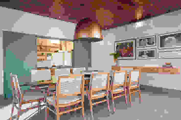 Elisa Vasconcelos Arquitetura Interiores Comedores de estilo moderno