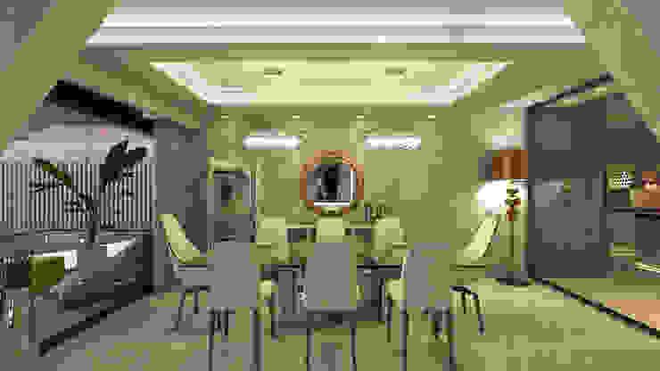 Ruang Makan by NOGARQ C.A.