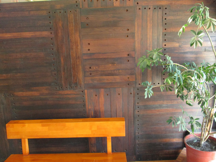 Ignisterra S.A. Colonial walls & floors Wood Wood effect