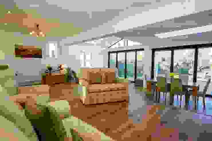 Rear Extension – Berrylands, Surrey Cube Lofts Modern kitchen