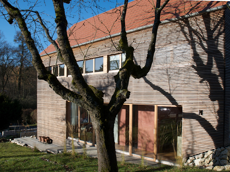 Modern style gardens by Jenohr + Mezger Modern