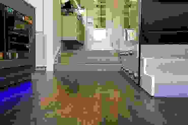 Kitchen Extension, Berrylands, Surrey Cube Lofts Modern kitchen