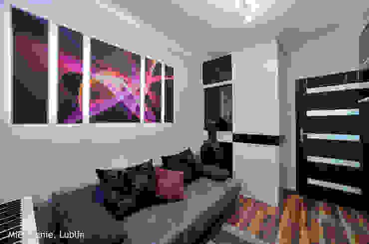 Modern style study/office by Auraprojekt Modern