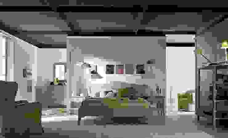 Elegant Bedroom de Casa Più Arredamenti