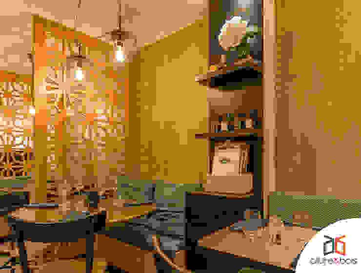 Espace VIP - Salon dans un restaurant tendance von Allure et ...