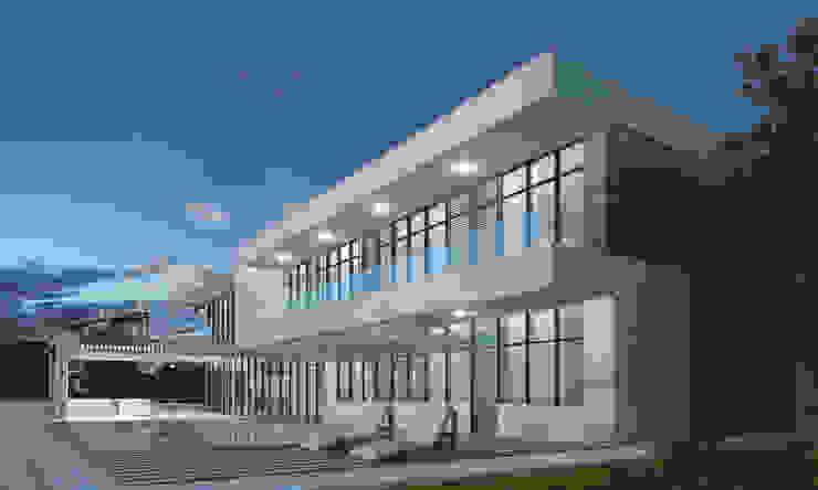 ARCHLINE ARCHITECTURE & DESIGN Minimalist house