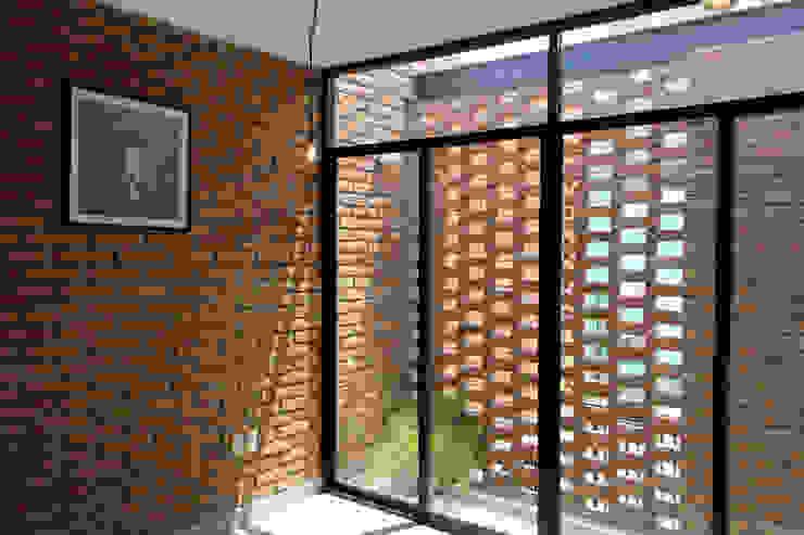 Terrasse de style  par Apaloosa Estudio de Arquitectura y Diseño