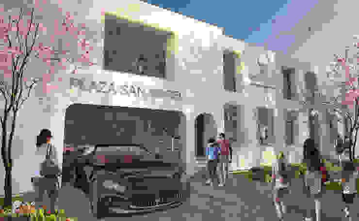 by Arquitectos M253 Modern