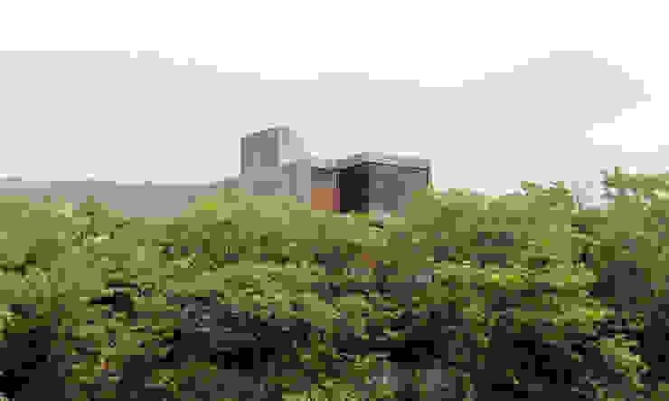 Corporativo INNOVA de Apaloosa Estudio de Arquitectura y Diseño Colonial