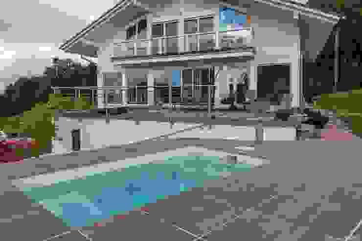 Minipool @wat -  Tauchbecken für den Garten:  Pool von design@garten - Alfred Hart -  Design Gartenhaus und Balkonschraenke aus Augsburg,