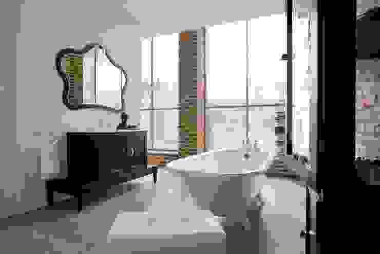 Metropolitan Bathroom od Casa Più Arredamenti