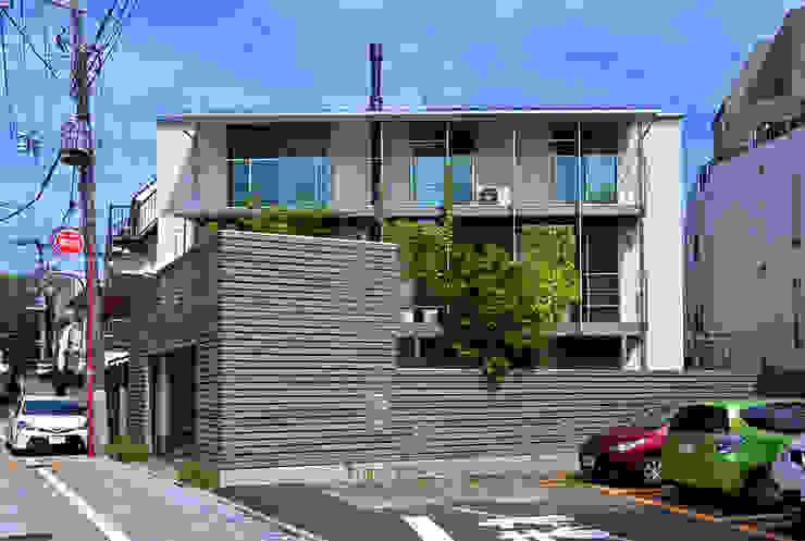 SUR都市建築事務所의  주택
