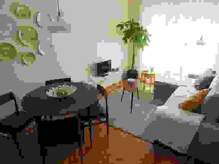 Paulo Alves do Nascimento - homify Modern Living Room