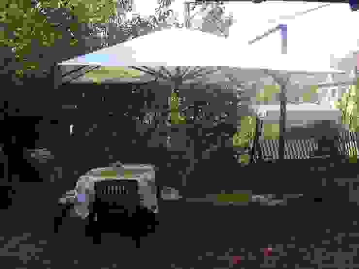 Yandan gövdeli şemsiye Akdeniz Bahçe Akaydın şemsiye Akdeniz Aluminyum/Çinko