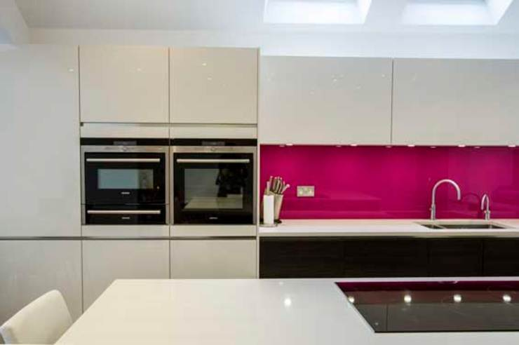 Kitchen Extension – Teddington Modern kitchen by Cube Lofts Modern