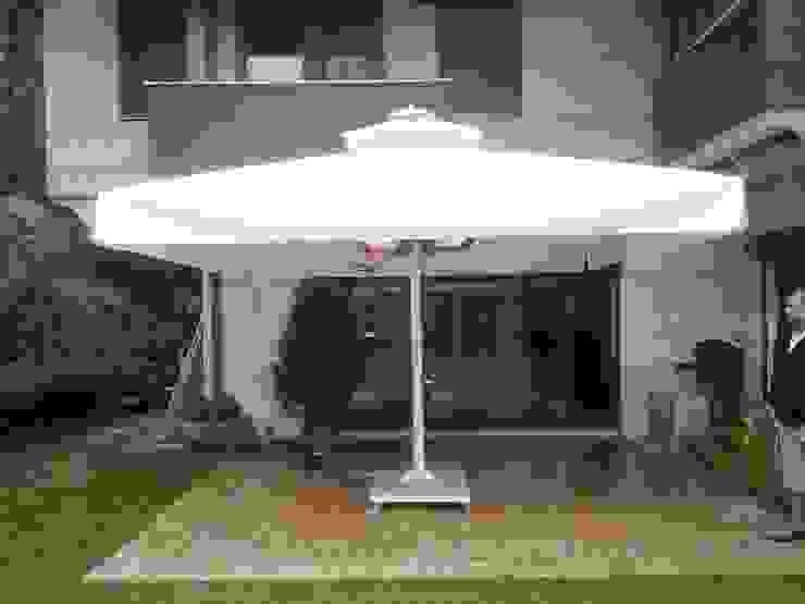 ısıtıcılı şemsiye Akdeniz Bahçe Akaydın şemsiye Akdeniz Aluminyum/Çinko