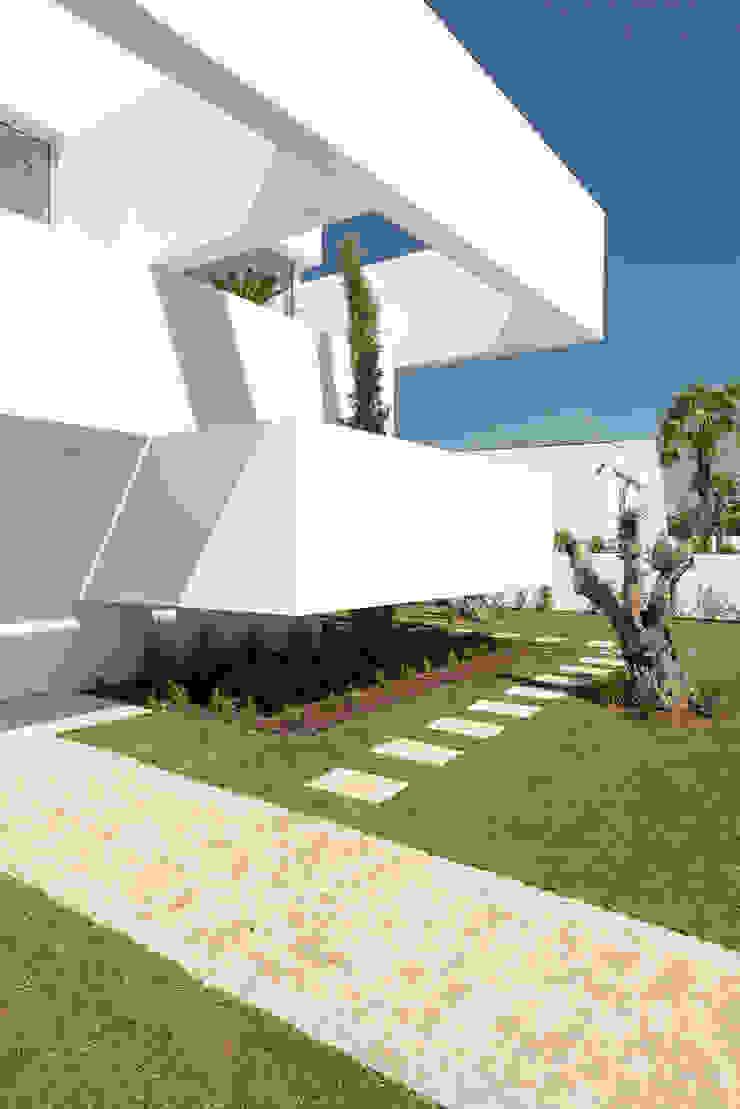 Cinco Terraços e um Jardim Casas modernas por Corpo Atelier Moderno